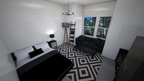 Bedroom Test no1 - Bedroom  - by Flexuu