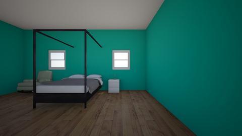 Room Design   - Bedroom  - by bazan1922