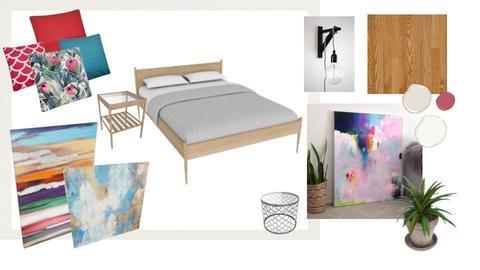 bedroom - by Lili Korhecz