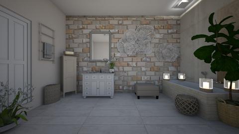 ROUHANI BATH - Modern - Bathroom  - by RS Designs
