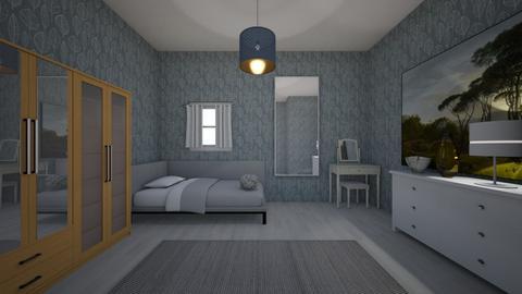 titanic - Bedroom - by 17rhughes