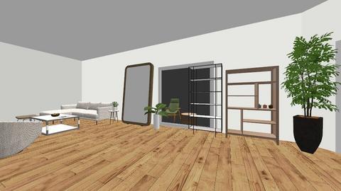 mj - Living room  - by Emilia Asenova