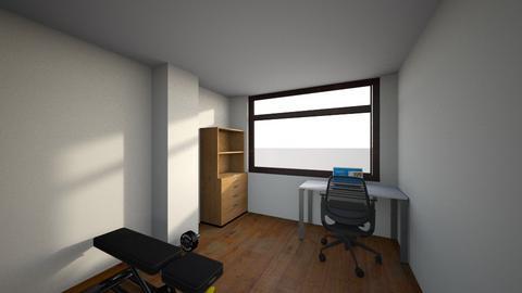 estudio clara - Living room - by Alvaro Carrizosa Clavijo