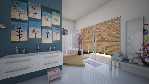 kids_art - Bathroom  - by vagrfd