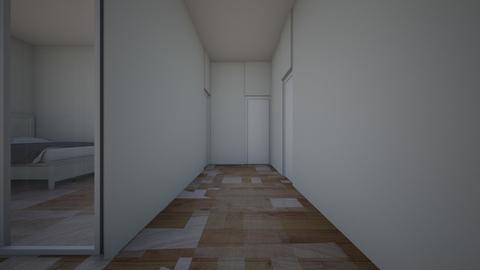CASA GUERRA - Minimal - Bedroom  - by nolo