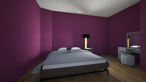 Spanish Project - Minimal - Bedroom  - by annah6140