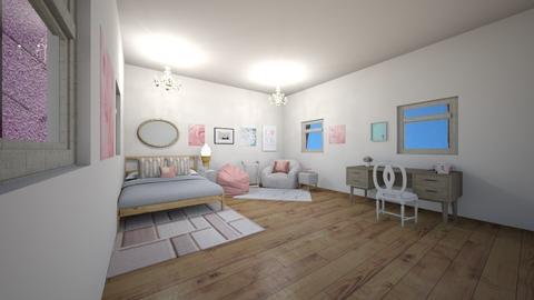 Sweet room - Feminine - Bedroom  - by deleted_1623825262_Lulu12345678910