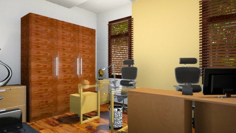 Home Office - Modern - Office  - by ankuragg92