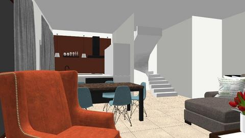 elsalr03 - Living room  - by vottimaria