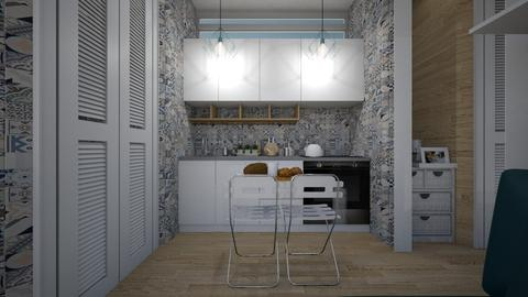 Casa198Kitchen - Minimal - Kitchen  - by nickynunes
