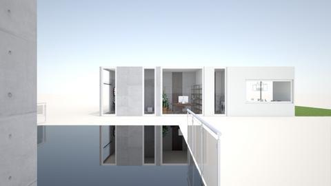 my house 2 - Kitchen  - by Kaddydaddy