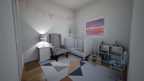 f - Kids room - by beepbopbeepbop