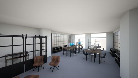 KANTOOR - Office - by MIKEVERSTEEGH