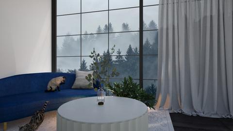 Daphne - Living room  - by Meghan White