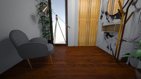 Hall Recibidor - Minimal - Dining room  - by anaamado21