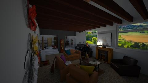 my living - Living room  - by Tiny Dancer