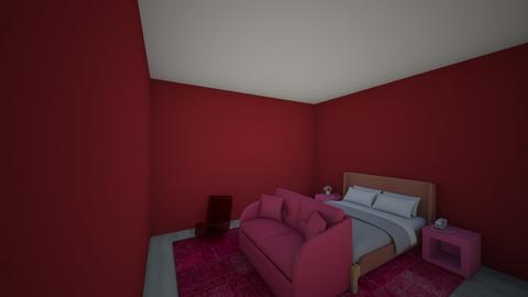 the pink room - Bedroom  - by myersbay