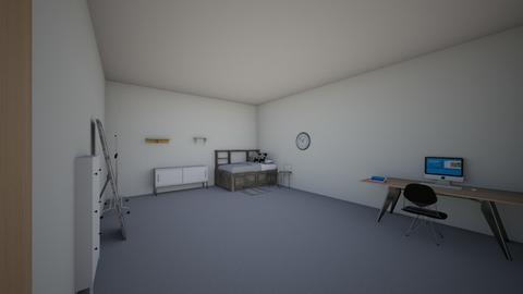 bedroom  - Modern - Bedroom - by rimr