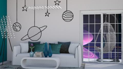 In space remix  - by Doraisthe_nameofmydoggo12345