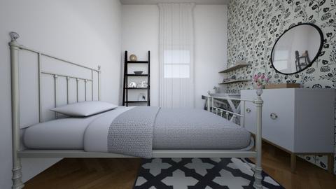 Teenager Room - Kids room  - by Nitzan Rotshild