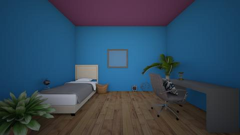 my room - Kids room - by kamalinijuturu