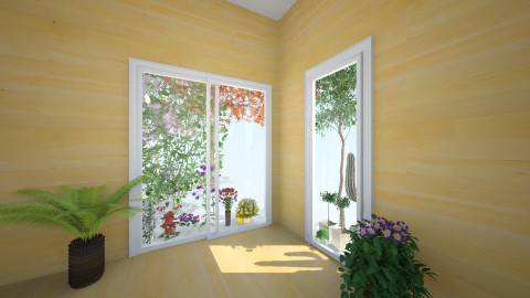 main door - Modern - Garden  - by zahra zpkk