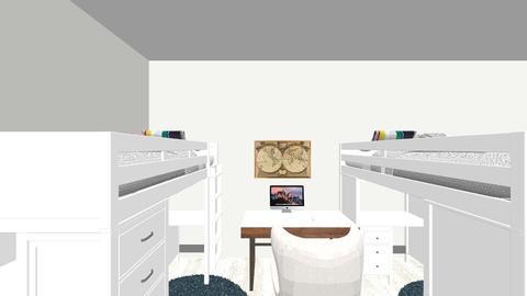 My dream house  - Modern - by Lilly Mae