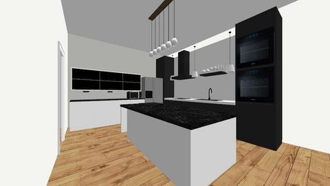 Dream Kitchen NH - Kitchen  - by nateholt