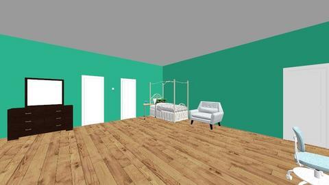 Gias room - Bedroom  - by love beyblade
