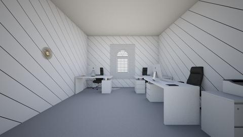 R99 - Office  - by Rahaf99