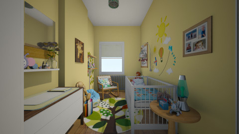 Nursery for JMLAT - Kids room  - by giulygi