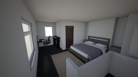 bedroom - Bedroom  - by SolomonGad