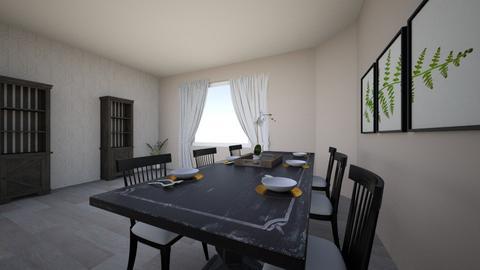 dining room - Dining room  - by Genavieve