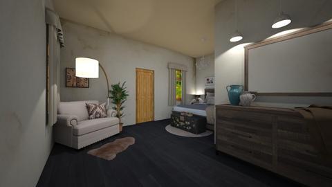 master bedroom - Bedroom  - by guacamolestyle