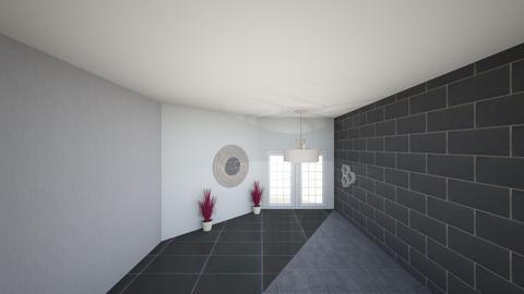 modern - Modern - Living room  - by janie22x