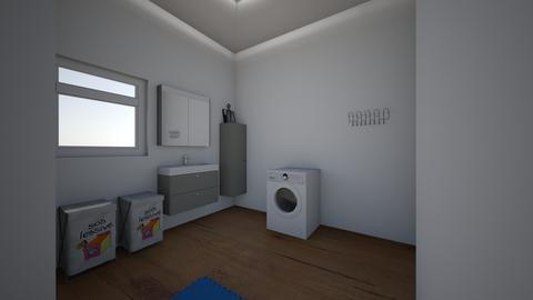 Bathroom  - by saratevdoska
