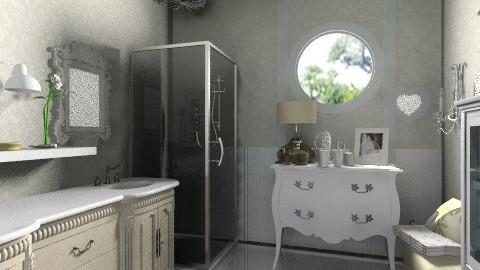 Sofie - Glamour - Bathroom  - by milyca8