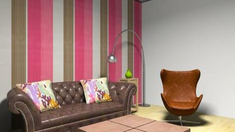 sala criaação - Vintage - Living room  - by marilentz