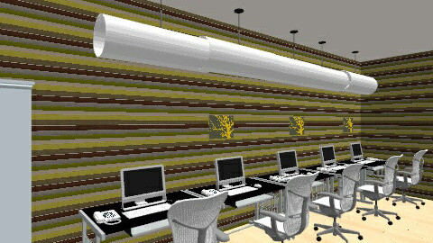 The next thing - Eclectic - Office - by lidor5