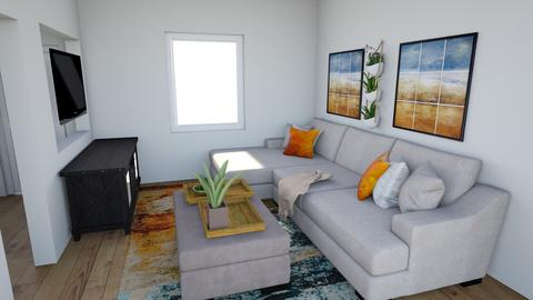 LS for Demetric n Shatira - Living room  - by TheDutchDesigner