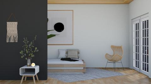 simply  - Retro - Bedroom  - by n i n i