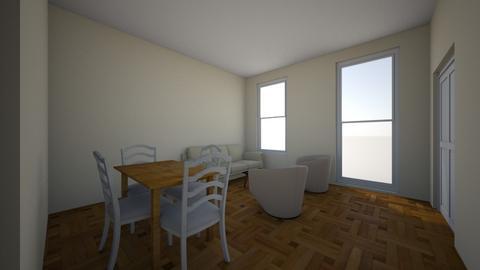 Roslagsgatan - Living room  - by Cnorring