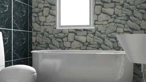 romeo1 - Minimal - Bathroom  - by pippo25