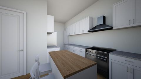 Dapur 3 - Kitchen  - by saiko_sid