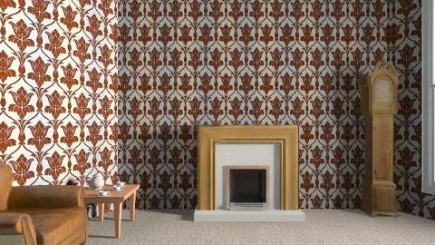 grandmas living room - Classic - Living room - by cake102030