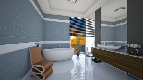 Addto - Modern - Bathroom  - by aletamahi