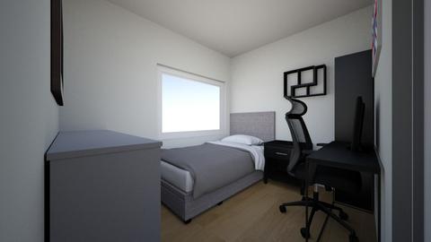 Quarto - Modern - Bedroom  - by Erick Guarnieri