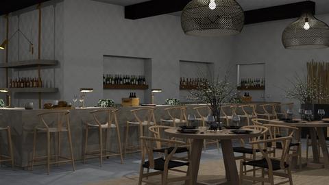 restaurant - by emilymolsen