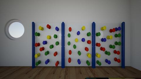 david - Kids room - by galaxygirl101