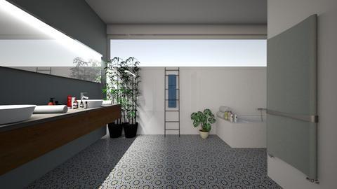 Bathroom - Modern - Bathroom - by MaitheC